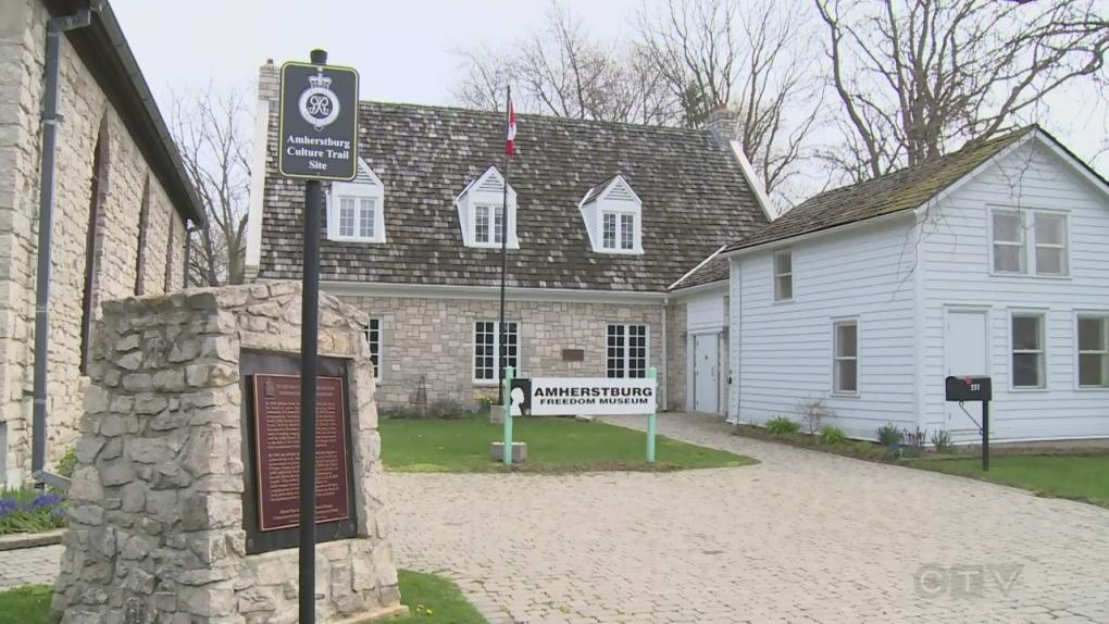 Amherstburg Freedom Museum