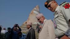 Nepal earthquake anniversary
