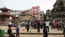 The Char Narayen Temple in Patan, Nepal