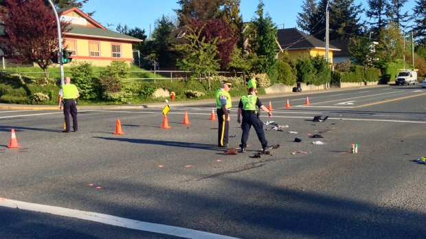 Duncan Man Killed In Nanaimo Motorcycle Crash Identified