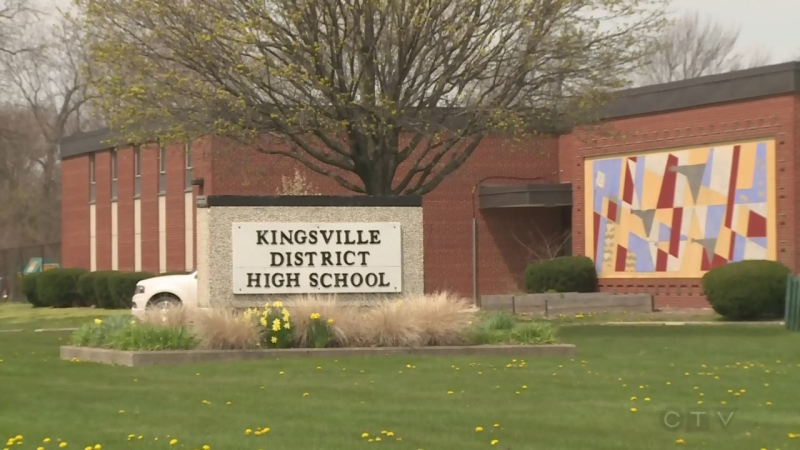 Kingsville District HS