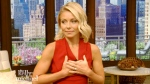 CTV News Channel: Kelly Ripa returns to work