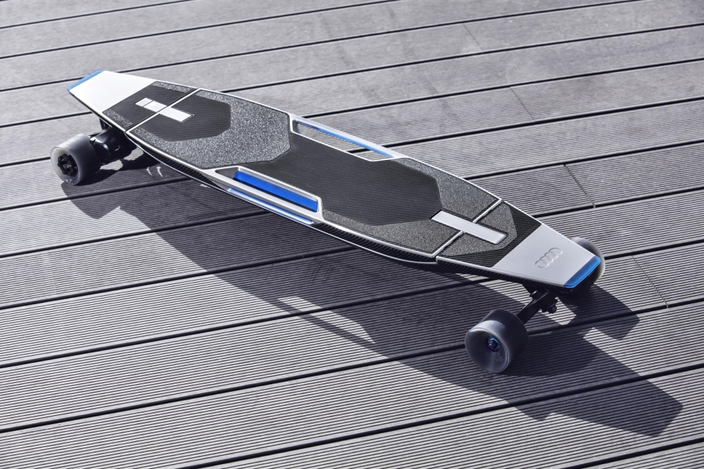 Audi longboard