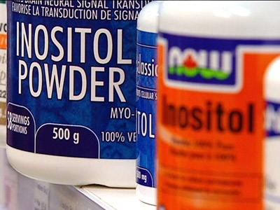 Inositol, a member of the B vitamin family, is needed by the body for cells to function properly.