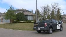 calgary police, suspicious death, woodbine, failed