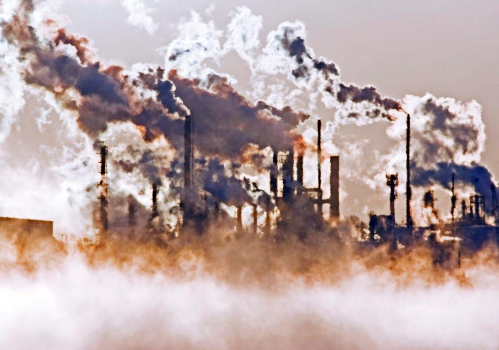 Imperial Oil's Dartmouth refinery