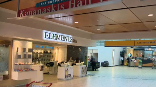 Elements Spa - Calgary International Airport