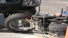 CTV London: Motorcycle crash