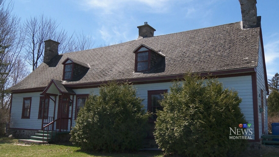 CTV Montreal: Historic home may be destroyed