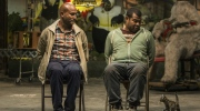 Keegan-Michael Key, left, and Jordan Peele in a scene from 'Keanu.' (Steve Dietl / Warner Bros. Entertainment)