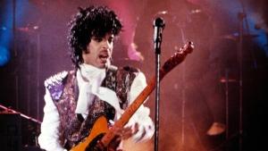 Prince is seen in 'Purple Rain.' (Warner Bros.)