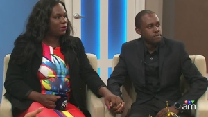 Cleopatra Kambugu speaks to Canada AM about the documentary 'The Pearl of Africa.'