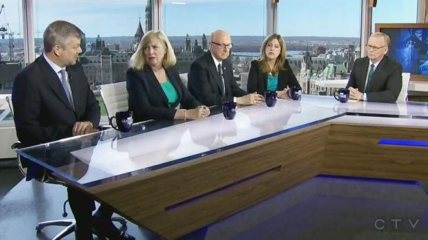 CTV QP:  The Scrum on Duffy returning to Senate