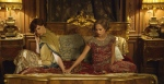 This file photo provided by Focus Features shows, Eddie Redmayne, left, as Lili Elbe, and Alicia Vikander as Gerda Wegener, in Tom Hooper's 'The Danish Girl.' Hollywood films remained static in their inclusiveness of LGBT characters in 2015, but the racial diversity of those characters fell dramatically, according to the findings of GLAAD's annual study released on Monday, May 2, 2016. (Agatha A. Nitecka/Focus Features via AP, File)