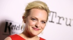 "Elisabeth Moss arrives at the Industry Screening of ""Truth"" at the Samuel Goldwyn Theater on Monday, Oct. 5, 2015, in Beverly Hills, Calif. (THE CANADIAN PRESS / AP-Photo by Rich Fury / Invision / AP)"