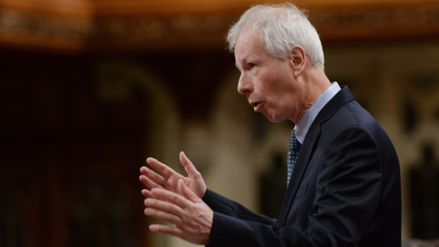 Stephane Dion anti-torture