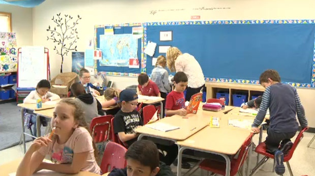 Funding battle erupts over private schools in Alberta   CTV News