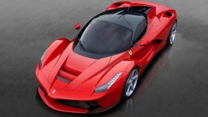 The Ferrari LaFerrari. (Ferrari)