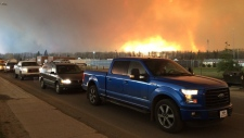 Fort McMurray evacuations
