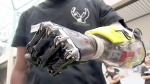 B.C. team's bionic hand going to Cyborg Olympics