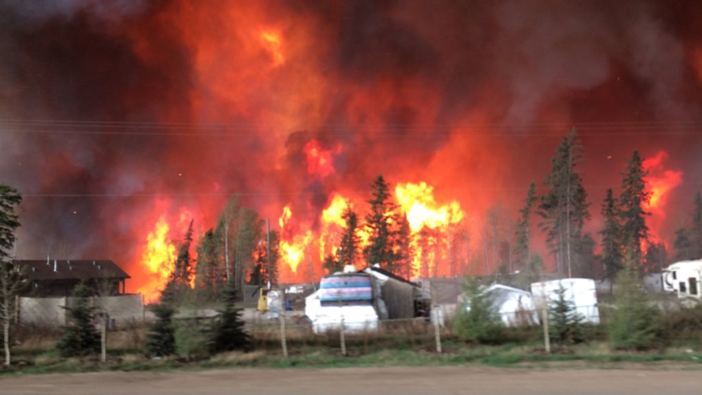 Wildfires in Fort McMurray