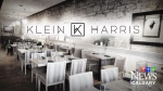 Klein/Harris in downtown Calgary was one of 15 restaurants in the city to make the OpenTable list of the 100 best in Canada for 2019.