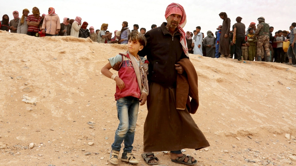 Jordan refugees