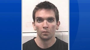30-year-old Gavin Sean Griffiths is shown in this police file photo.
