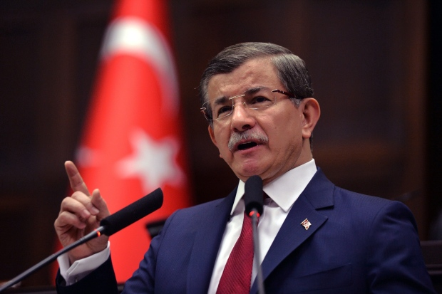 Turkish prime minister announces decision to step down ...