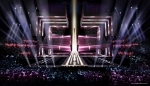 The 2016 Eurovision Song Contest will be held on May 14. (Sveriges Television)