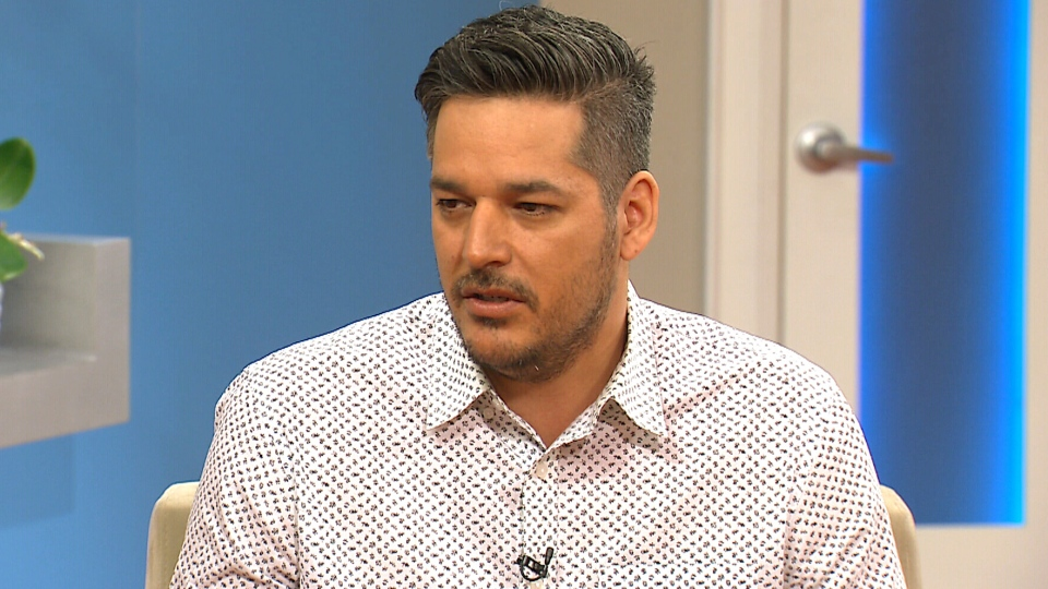 Adrian Sutherland, the frontman of rock band Midnight Shine, would rather Attawapiskat be known for its sweeping boreal forests and traditional way of life. He appeared on CTV's Canada AM on Thursday, May 5, 2016.