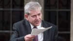 NDP MP Charlie Angus rises in the House of Commons Thursday May 5, 2016 in Ottawa.THE CANADIAN PRESS/Adrian Wyld