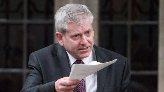 NDP MP Charlie Angus
