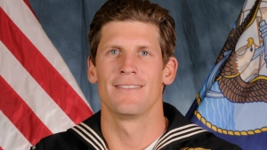 This U.S. Navy file photo shows Special Warfare Operator 1st Class Charles Keating IV, 31, of San Diego. (U.S. Navy photo)
