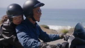 Susan Sarandon and J.K. Simmons in 'The Meddler.'