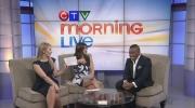 CTV Morning Live Stefan Keyes