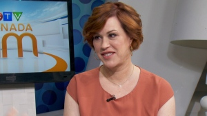 Canada AM: Molly Ringwald stars in new show