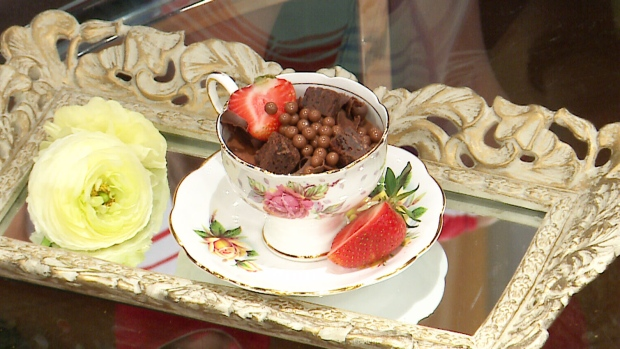 Canada AM: Chocolate Mousse