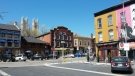 Downtown Guelph is pictured on Friday, May 6, 2016.