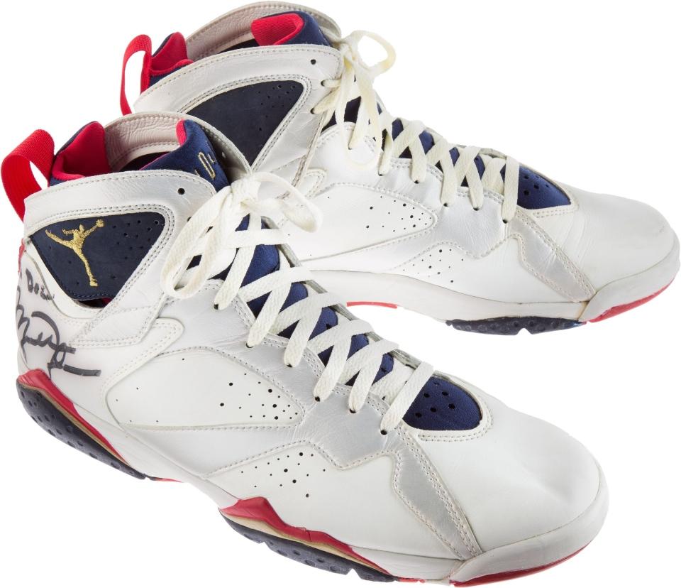 Michael Jordan  Olympic Shoes