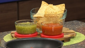 Canada AM: Making Salsa Roja