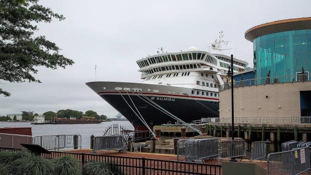 Cruise norovirus