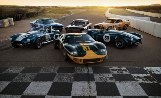 Collection of six rare Ford race cars headed to auction   CTV News