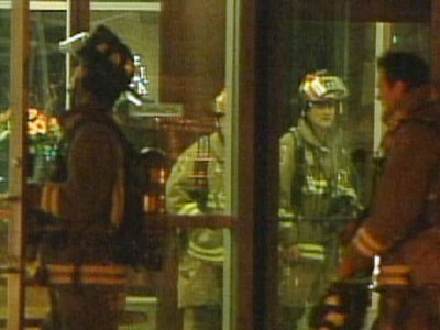 Emergency crews rushed to a Toronto apartment building after high levels of carbon monoxide were detected.