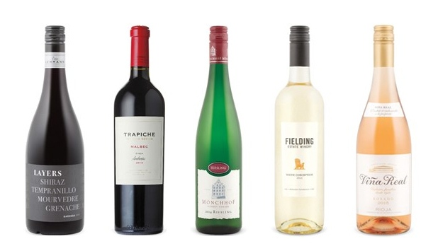 Wines of the week - May 9, 2016