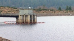 The Sooke Lake Reservoir is shown in this file photo. (CTV Vancouver Island)