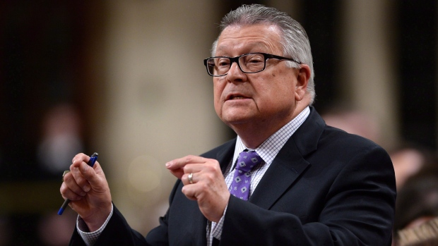 Goodale no-fly list