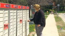 CTV Toronto: Thornhill woman's mailbox moved