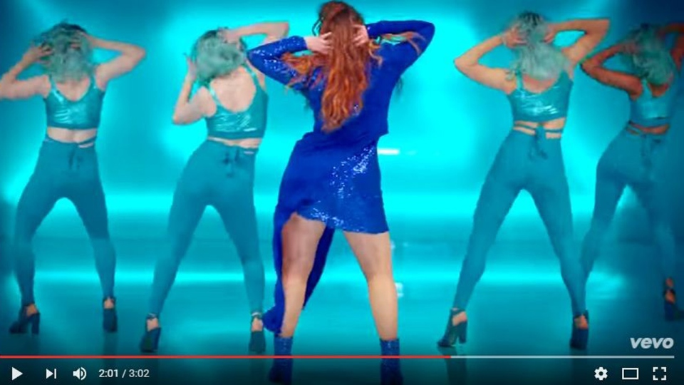 Meghan Trainor releases original unphotoshopped video for ...