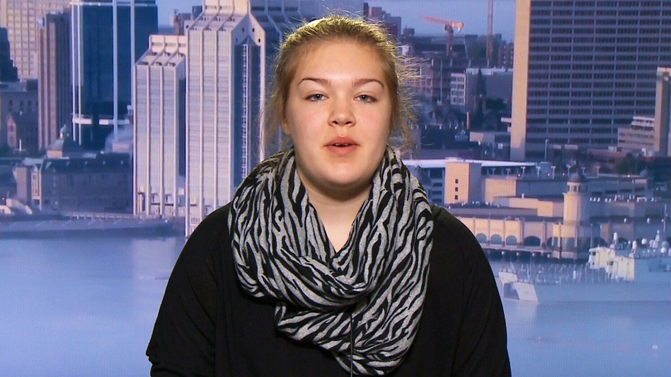 Kayley Dixon speaks to CTV's Canada AM on Wednesday, May 11, 2016.